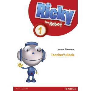 Ricky The Robot 1. Książka Nauczyciela