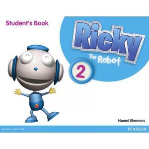 Ricky The Robot 2.   Podręcznik