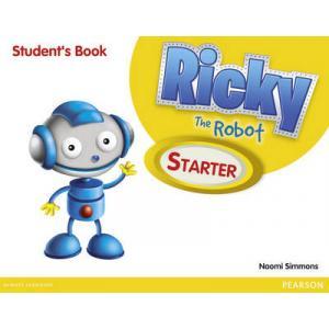 Ricky The Robot Starter.   Podręcznik