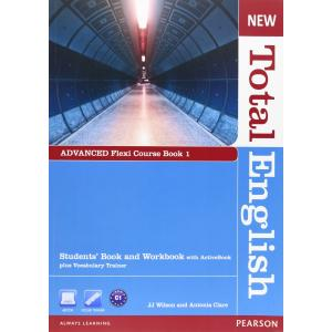 New Total English Advanced. Flexi Course Book 1
