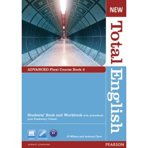 New Total English Advanced. Flexi Course Book 2
