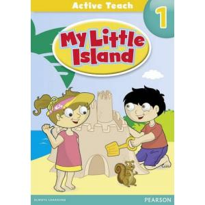 My Little Island 1 Active Teach IWB