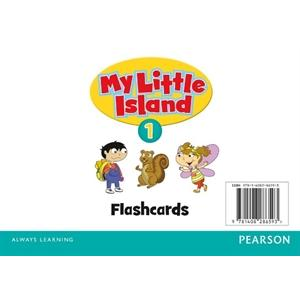 My Little Island 1. Flashcards