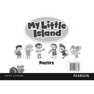 My Little Island 1-3. Posters