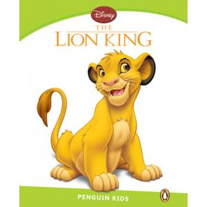 The Lion King. Penguin Kids. Poziom 4