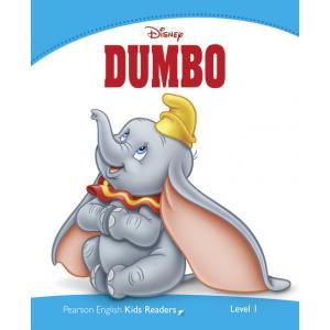 Dumbo. Pearson Kids. Poziom 1