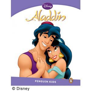 Aladdin. Penguin Kids. Poziom 5