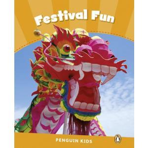 Festival Fun. Penguin Kids. Poziom 3