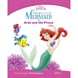 The Little Mermaid - Ariel and the Prince. Penguin Kids. Poziom 2