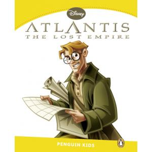 Atlantis: The Lost Empire. Penguin Kids. Poziom 6