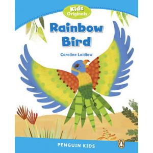 Rainbow Bird. Penguin Kids. Poziom 1