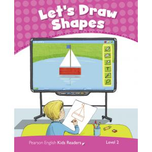 Lets Draw Shapes. Penguin Kids. Poziom 2