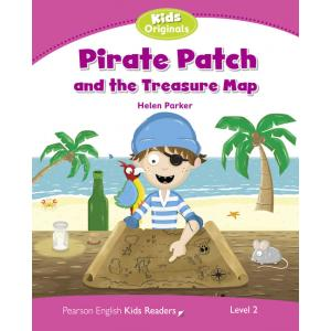 Pirate Patch and the Treasure Map. Penguin Kids. Poziom 2