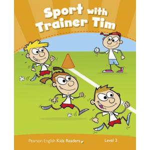 Sport with Trainer Tim. Penguin Kids. Poziom 3