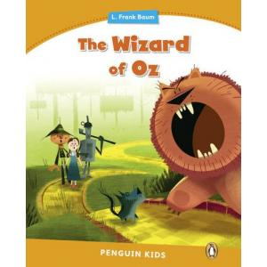 The Wizard of Oz. Penguin Kids. Poziom 3