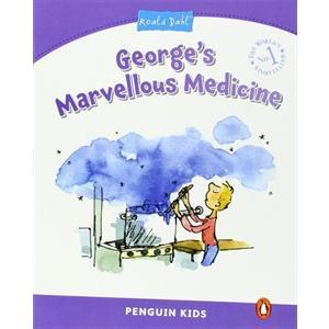 Georges Marvellous Medicine. Penguin Kids. Poziom 5