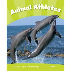 Animal Athletes. Penguin Kids. Poziom 4