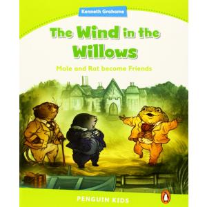 The Wind in the Willows. Penguin Kids. Poziom 4