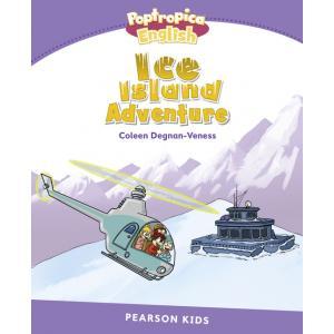 Ice Island Adventure. Penguin Kids