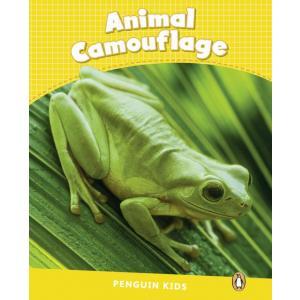 Animal Camouflage. Penguin Kids. Poziom 6