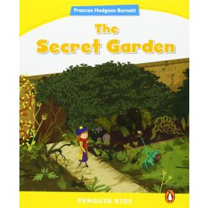 The Secret Garden. Penguin Kids. Poziom 6