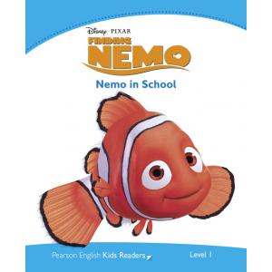 Finding Nemo - Nemo In School. Penguin Kids. Poziom 1