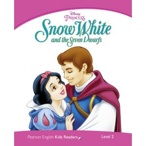 Snow White and the Seven Dwarfs. Penguin Kids. Poziom 2