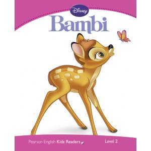 Bambi. Penguin Kids. Poziom 2