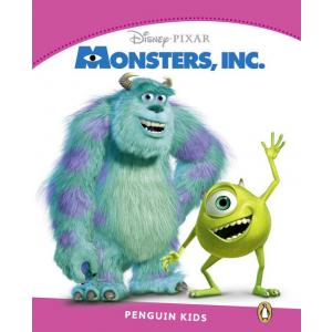 Monsters, Inc. Penguin Kids. Poziom 2