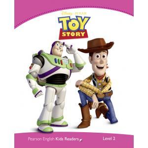 Toy Story. Penguin Kids. Poziom 2