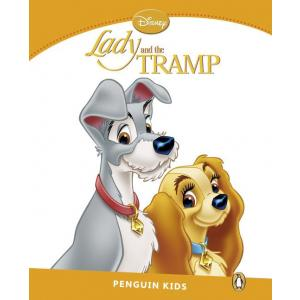 Lady and the Tramp. Penguin Kids. Poziom 3
