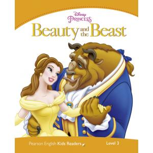 Beauty and the Beast. Penguin Kids. Poziom 3