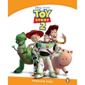 Toy Story 2. Penguin Kids. Poziom 3