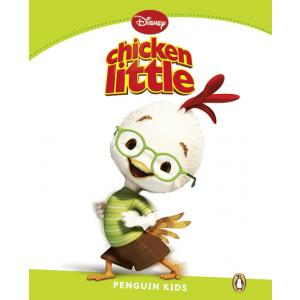 Chicken Little. Penguin Kids. Poziom 4