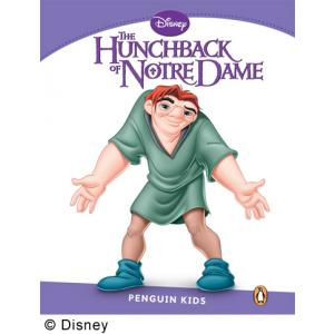 The Hunchback of Notre Dame. Penguin Kids. Poziom 5