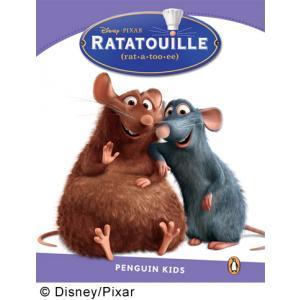 Ratatouille. Penguin Kids. Poziom 5