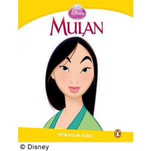 Mulan. Penguin Kids. Poziom 6