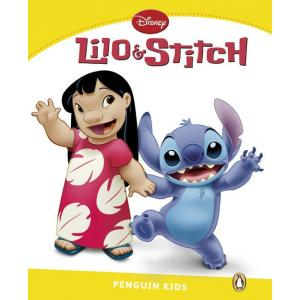 Lilo And Stich. Penguin Kids. Poziom 6
