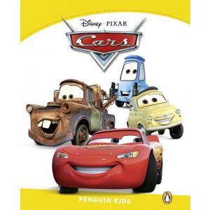 Cars. Penguin Kids. Poziom 6