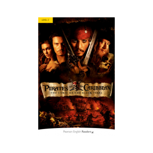 Pirates of the Caribbean: The Curse of the Black Pearl + MP3. Pearson English Readers