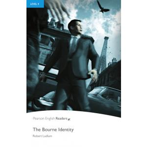 The Bourne Identity + MP3. Pearson English Readers