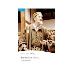 The Merchant of Venice + MP3. Pearson English Readers