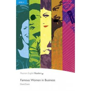 Famous Women in Business + MP3. Pearson English Readers