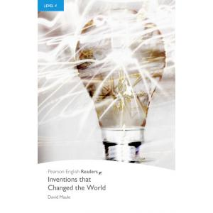 Inventions that Changed the World + MP3. Pearson English Readers