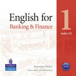 English for Banking and Finance 1. CD do Podręcznika