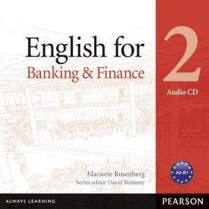 English for Banking and Finance 2. CD do Podręcznika