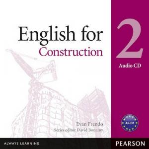 English for Construction 2. CD do Podręcznika