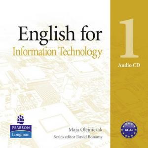 English for Information Technology 1. CD-Audio