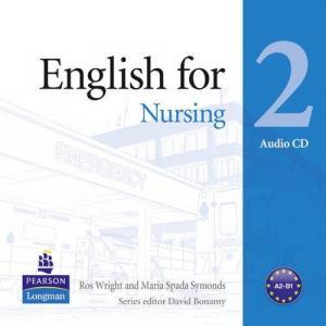English for Nursing 2 CD-Audio