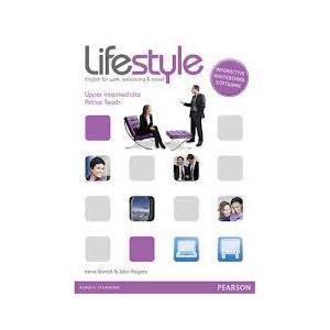 Lifestyle Upper-Intermediate. Oprogramowanie Tablicy Interaktywnej